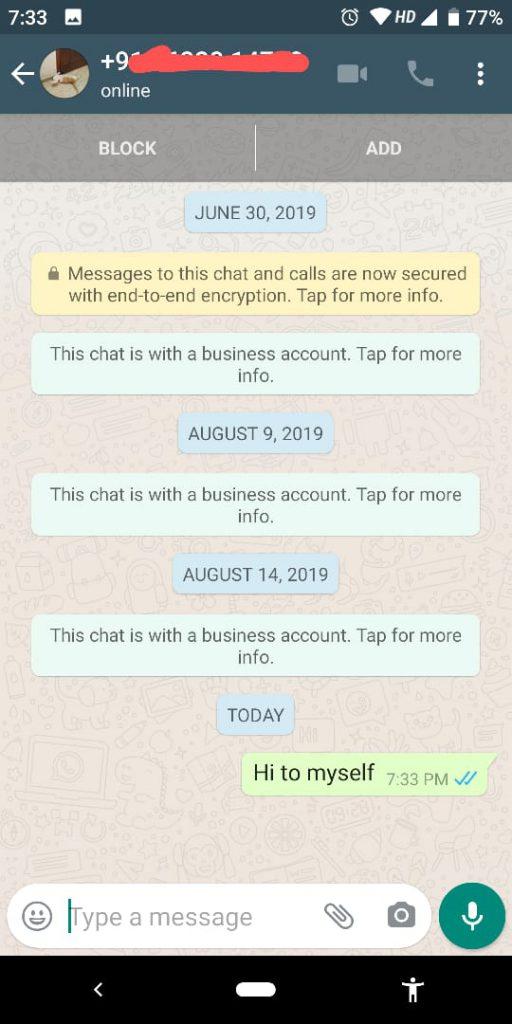 whatsapp vindude.in post image